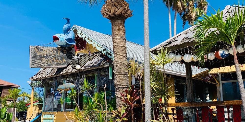 John's Pass Village - St. Pete - Florida - Doets Reizen