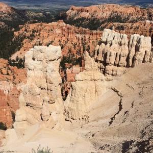 Moab naar Bryce - Dag 6 - Foto