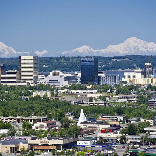 Anchorage - Alaska - Doets Reizen