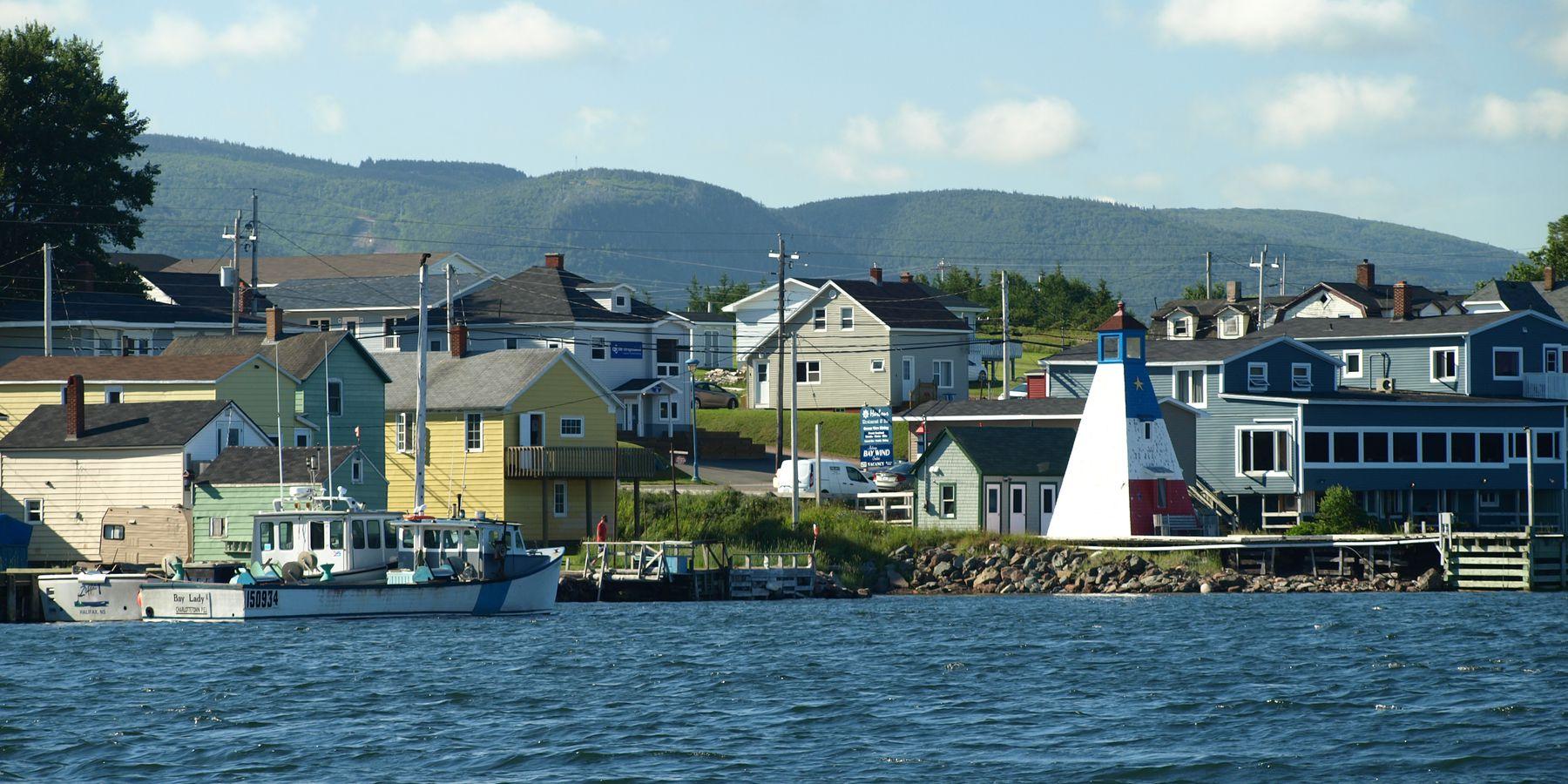 Cheticamp - Nova Scotia - Canada - Doets Reizen