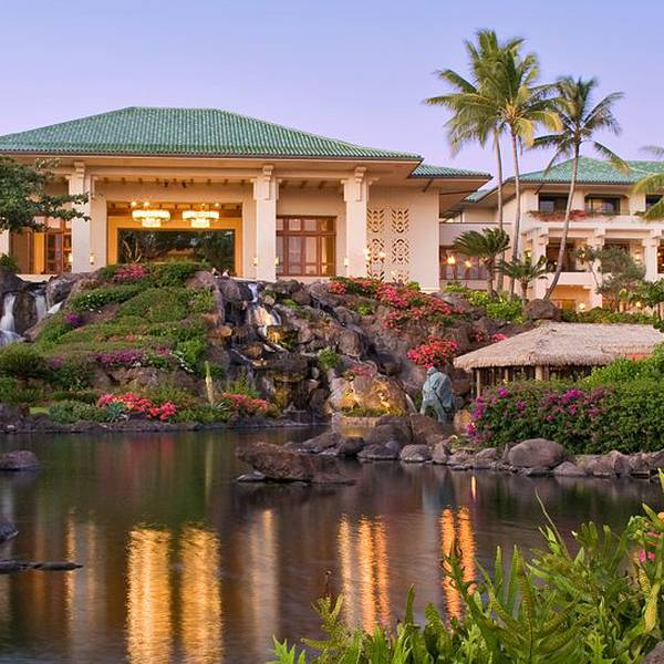 Grand Hyatt Kauai Resort