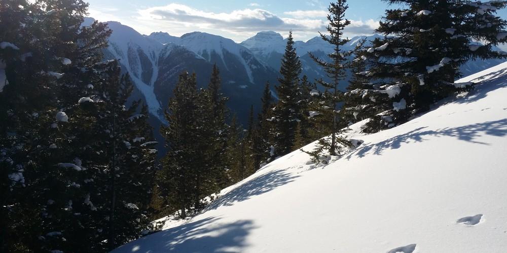 Banff Gondola Winter - Banff National Park - Alberta - Canada - Doets Reizen