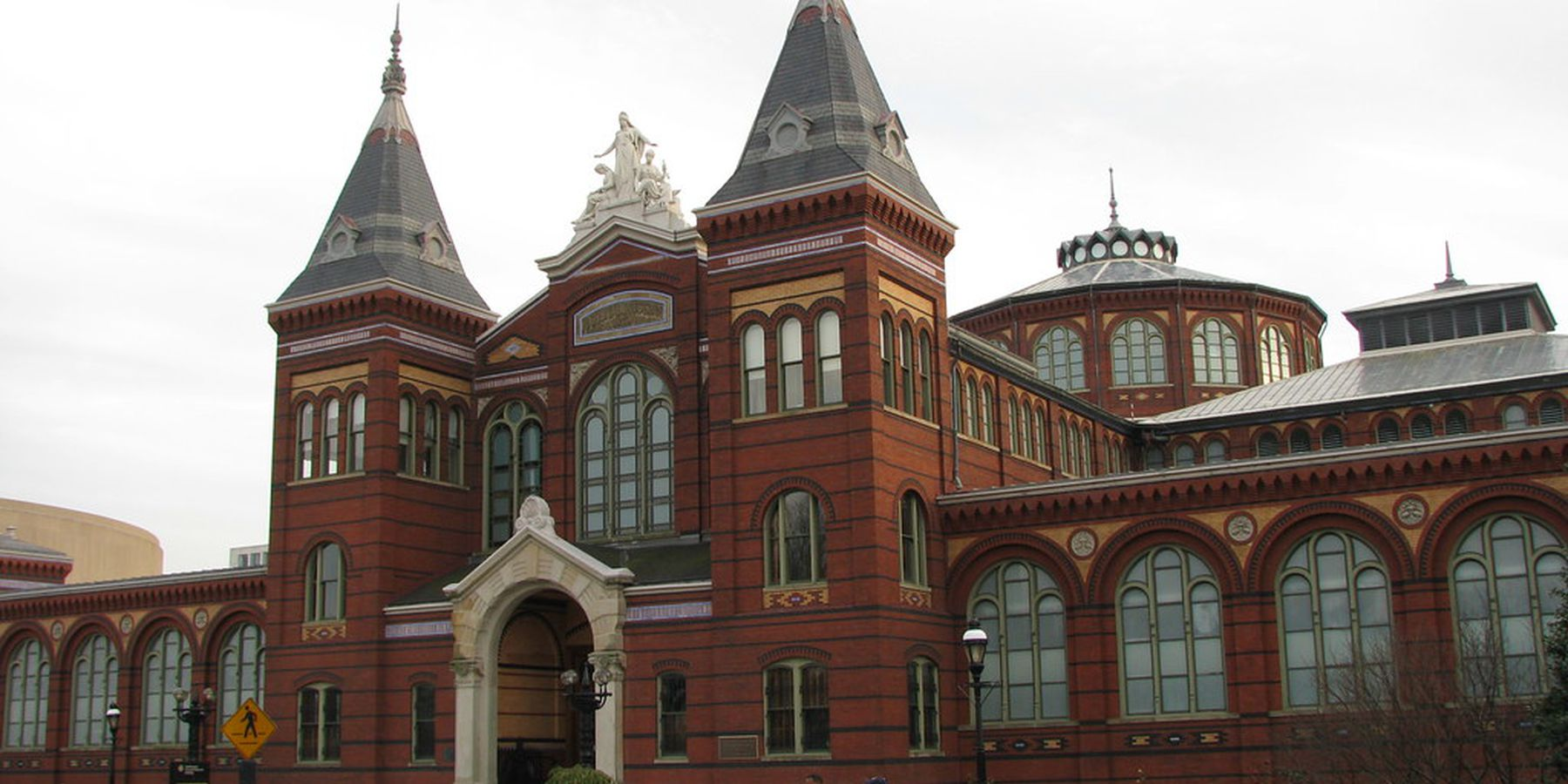 Arts and Industries Museum - Washington D.C. - Doets Reizen
