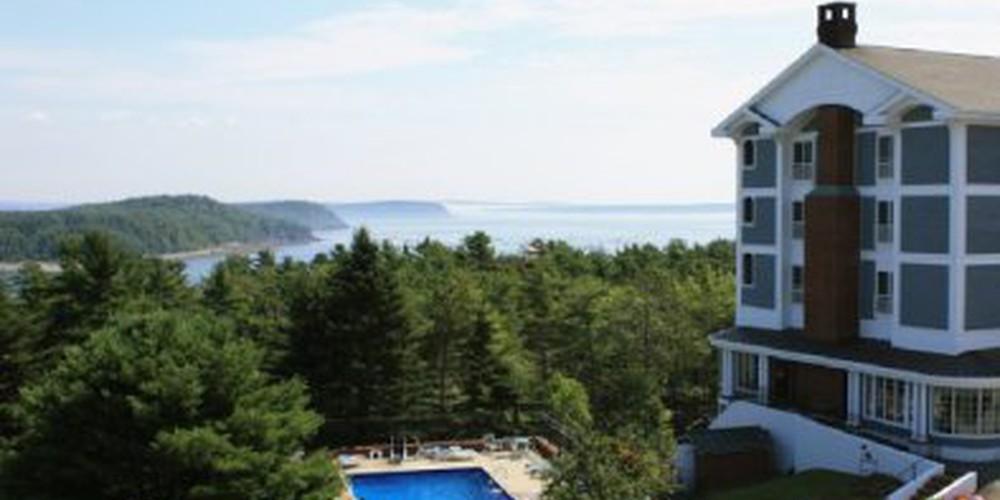Blue Nose Inn - Hotel - Maine - Amerika - Doets Reizen