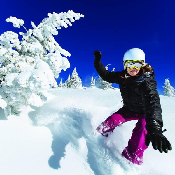 Wintersport - Silver Star - British Columbia - Canada - Doets Reizen