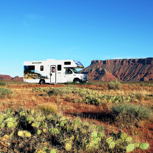 Arches National Park - Cruise America - Camper huren Amerika -Camperreis - Doets Reizen