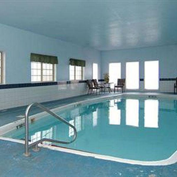 Comfort Inn Gallup - pool