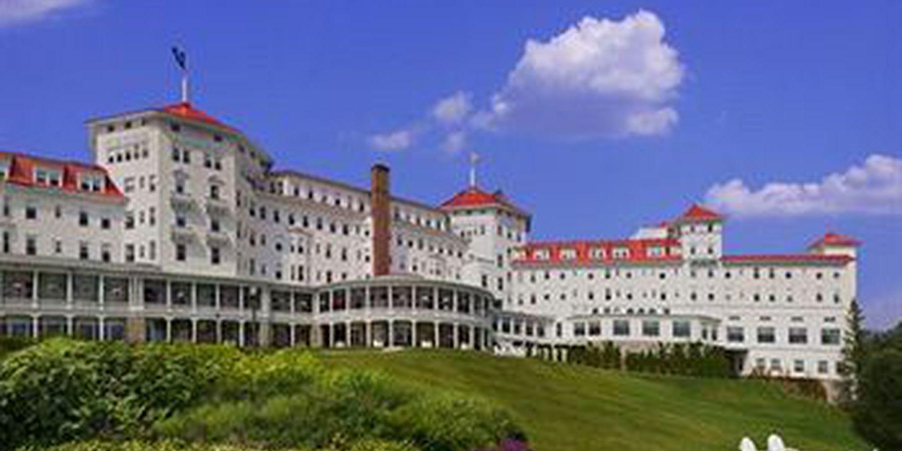 Omni Mount Washington Hotel - vooraanzicht
