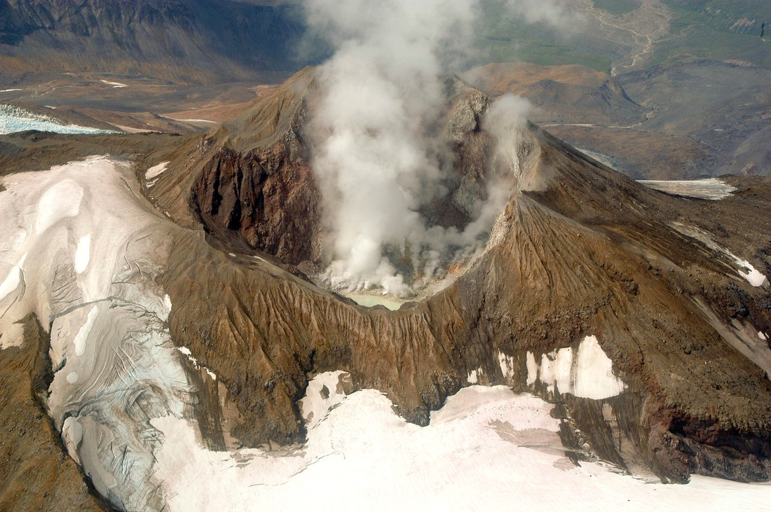 Valley of Ten Thousand Smokes - Katmai National Park - Alaska - Doets Reizen