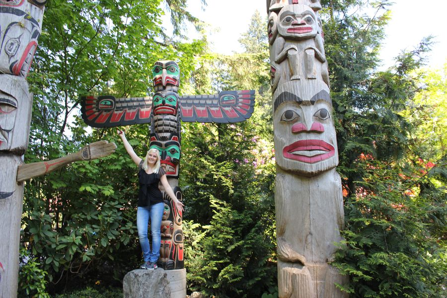 Capilano Park - Vancouver - British Columbia - Canada - Doets Reizen