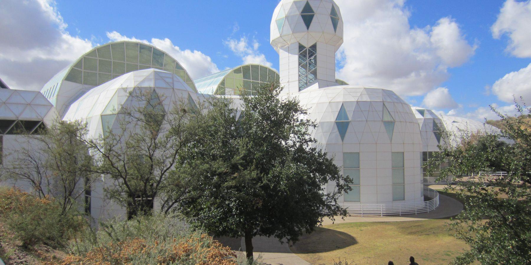Biosphere - Tucson - Arizona - Doets Reizen