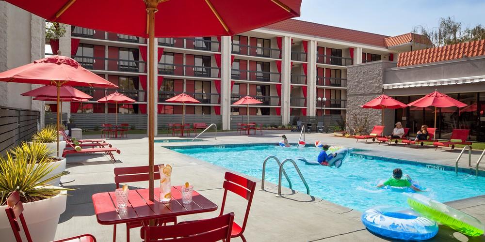 Avatar Hotel - Santa Clara - California - Amerika - Doets Reizen