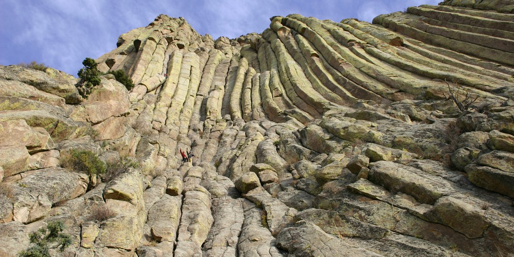 Devils Tower National Monument - Wyoming - Doets Reizen