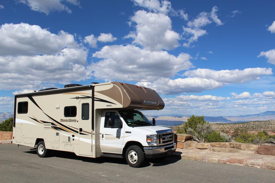Apollo - Colorado National Monument - Camper huren Amerika - Doets Reizen