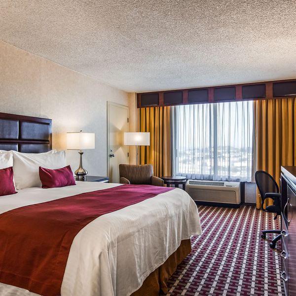 Best Western Plus Grosvenor Hotel - kamer
