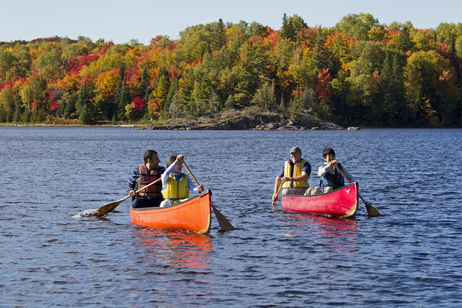 Indian Summer Ontario - Canada - Doets Reizen