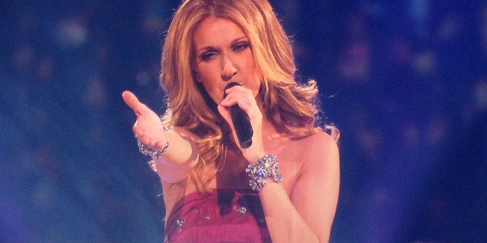Celine Dion in Concert - Las Vegas