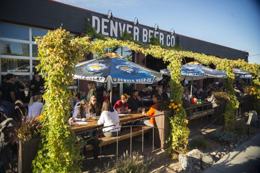 Denver Beer Company - Denver - Colorado - Doets Reizen