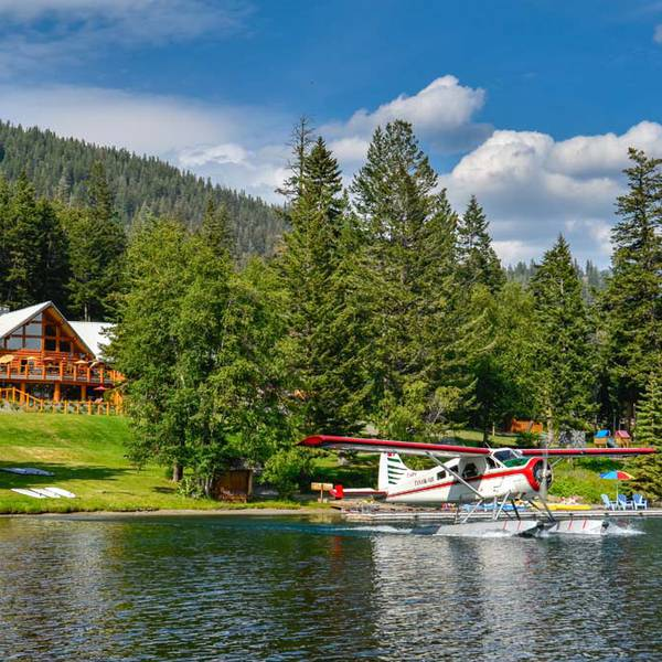 Tyax Wilderness Resort - British Columbia - Canada - Doets Reizen