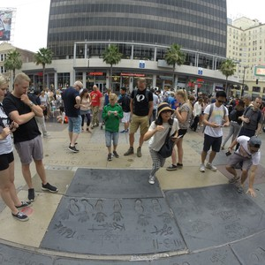 Los Angeles verveelt nooooooit..... - Dag 7 - Foto