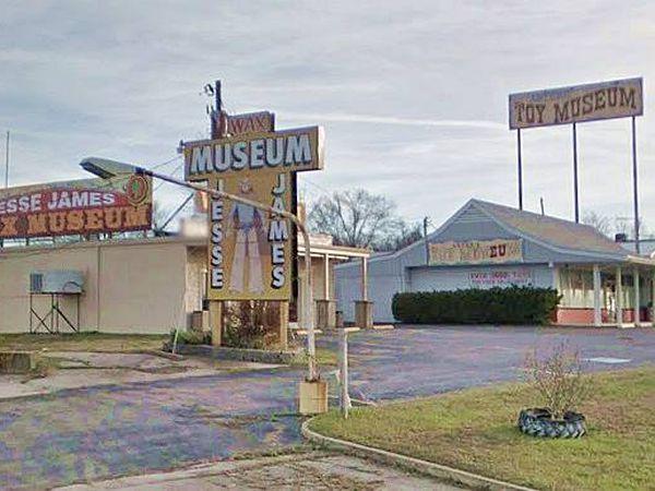 Stanton - Missouri - Amerika - Doets Reizen