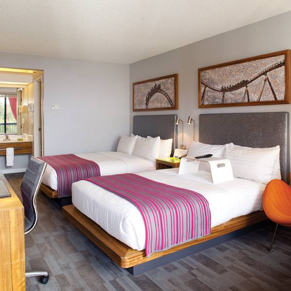Avatar Hotel - room