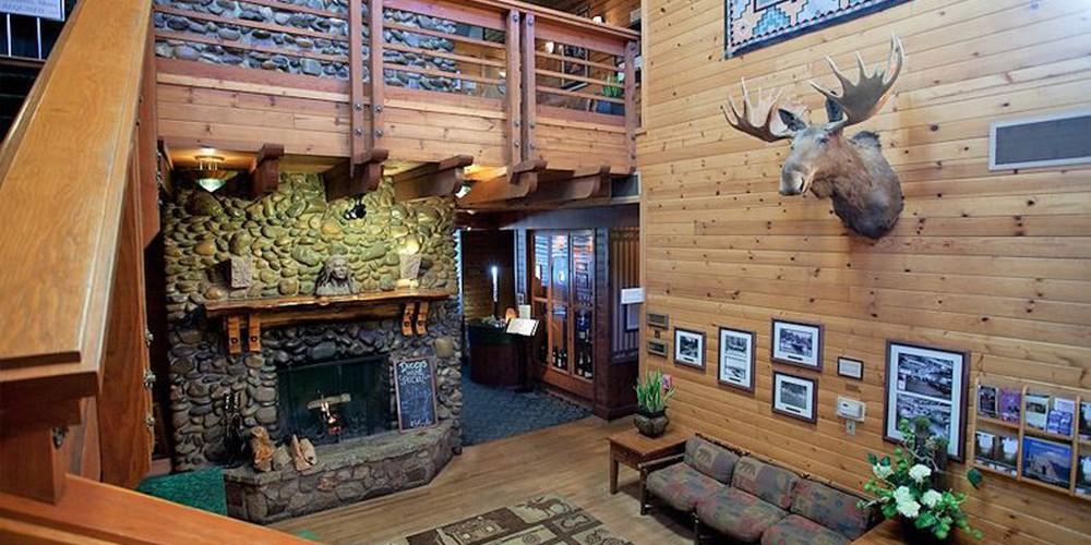 Pines Resort Bass Lake - California - Amerika - Doets Reizen