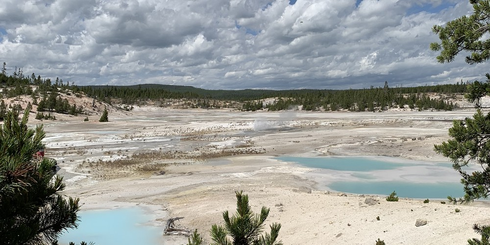 Yellowstone National Park - Wyoming - Doets Reizen