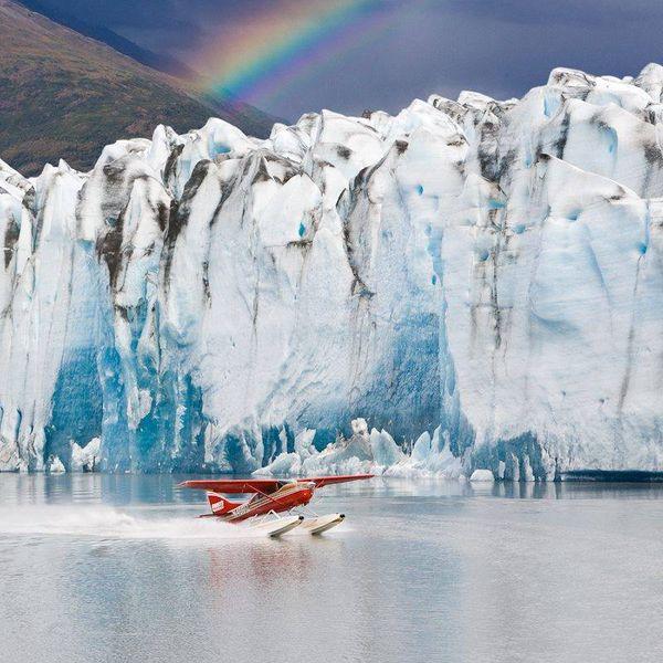Columbia Glacier Floatplane Tour - Anchorage - Alaska - Doets Reizen
