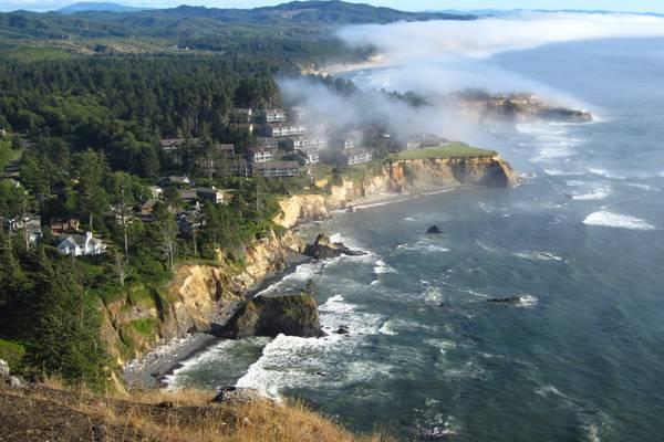 Oregon Coast - Oregon - Doets Reizen