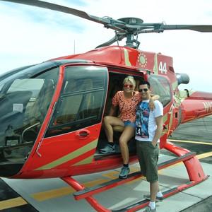 Las Vegas - Helicopter vlucht - Dag 4 - Foto