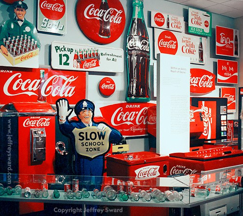 Coca Cola - Atlanta - Georgia - Amerika -Doets Reizen