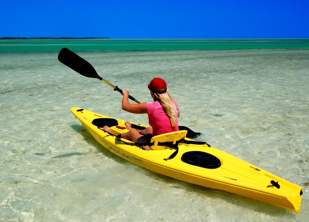 Kajakken - The Keys - Florida - Doets Reizen