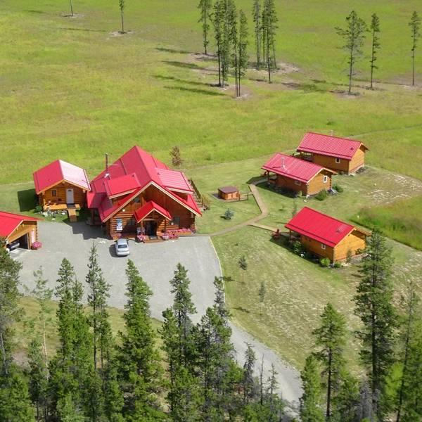 Northern Lights Resort & SPA - exterior