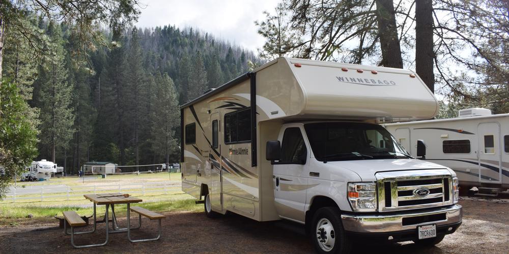 Yosemite Lakes RV Resort - California - Camping Amerika - Doets Reizen