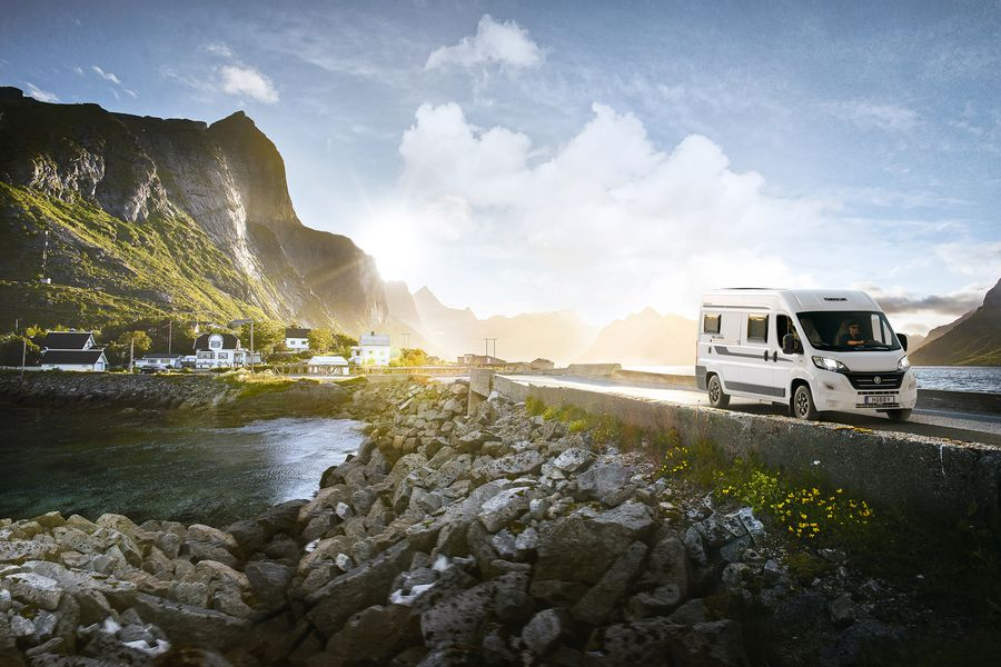 Campervakantie IJsland - Camperreis IJsland Touring Cars