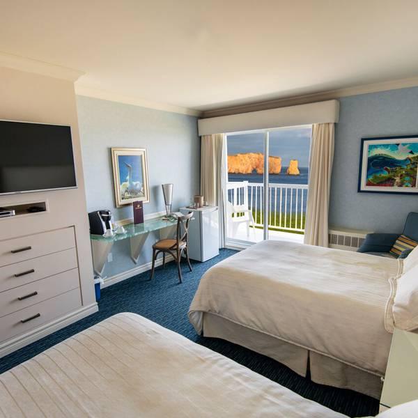 Hotel La Normandie - room