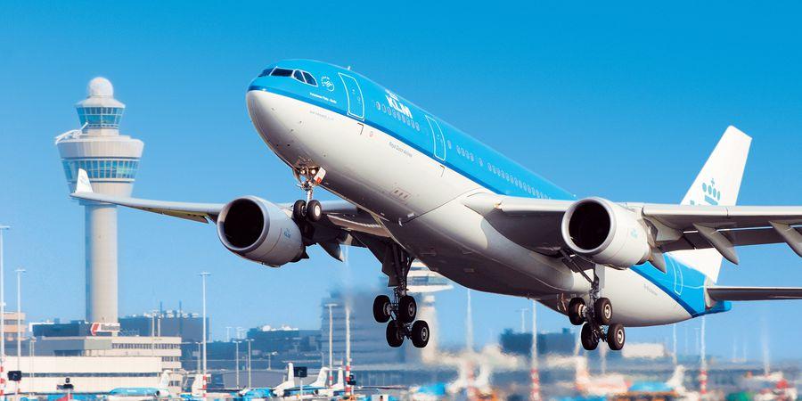 KLM - Schiphol - Doets Reizen