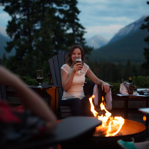 Juniper Hotel Banff - avond