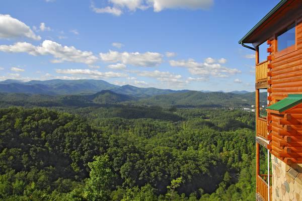 Great Smokey Mountains National Park - Tennessee - Amerika - Doets Reizen
