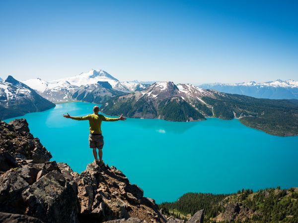 Garibaldi Lake bij Whistler