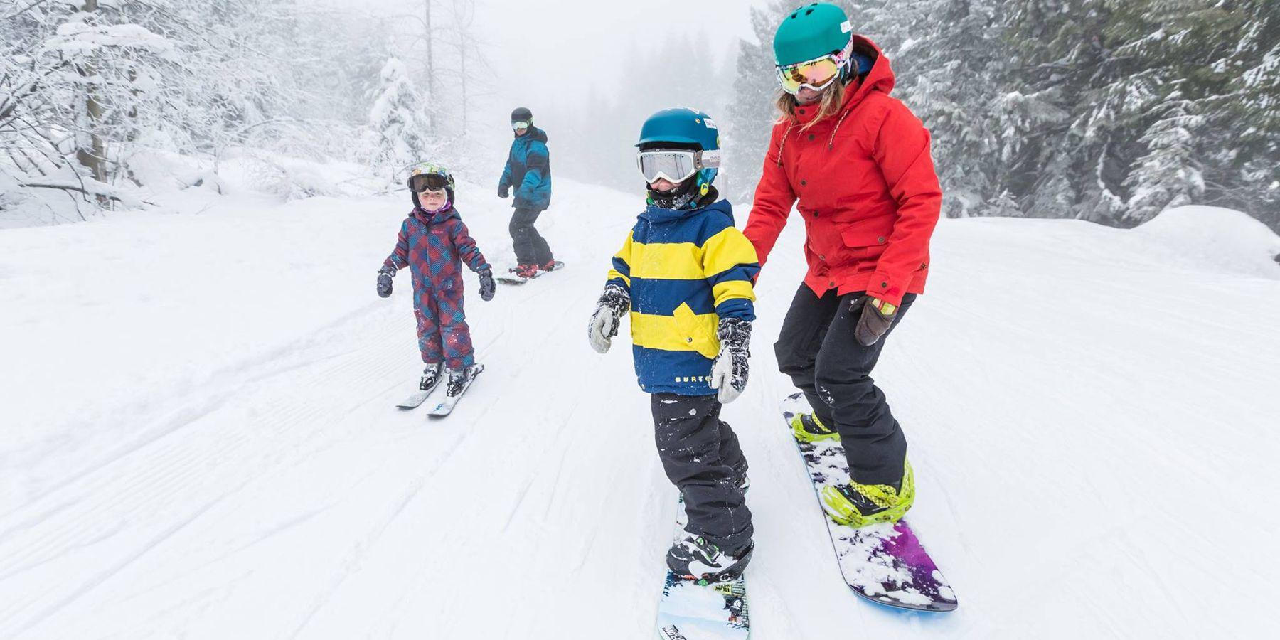 Wintersport - Red Mountain Resort - British Columbia - Canada - Doets Reizen