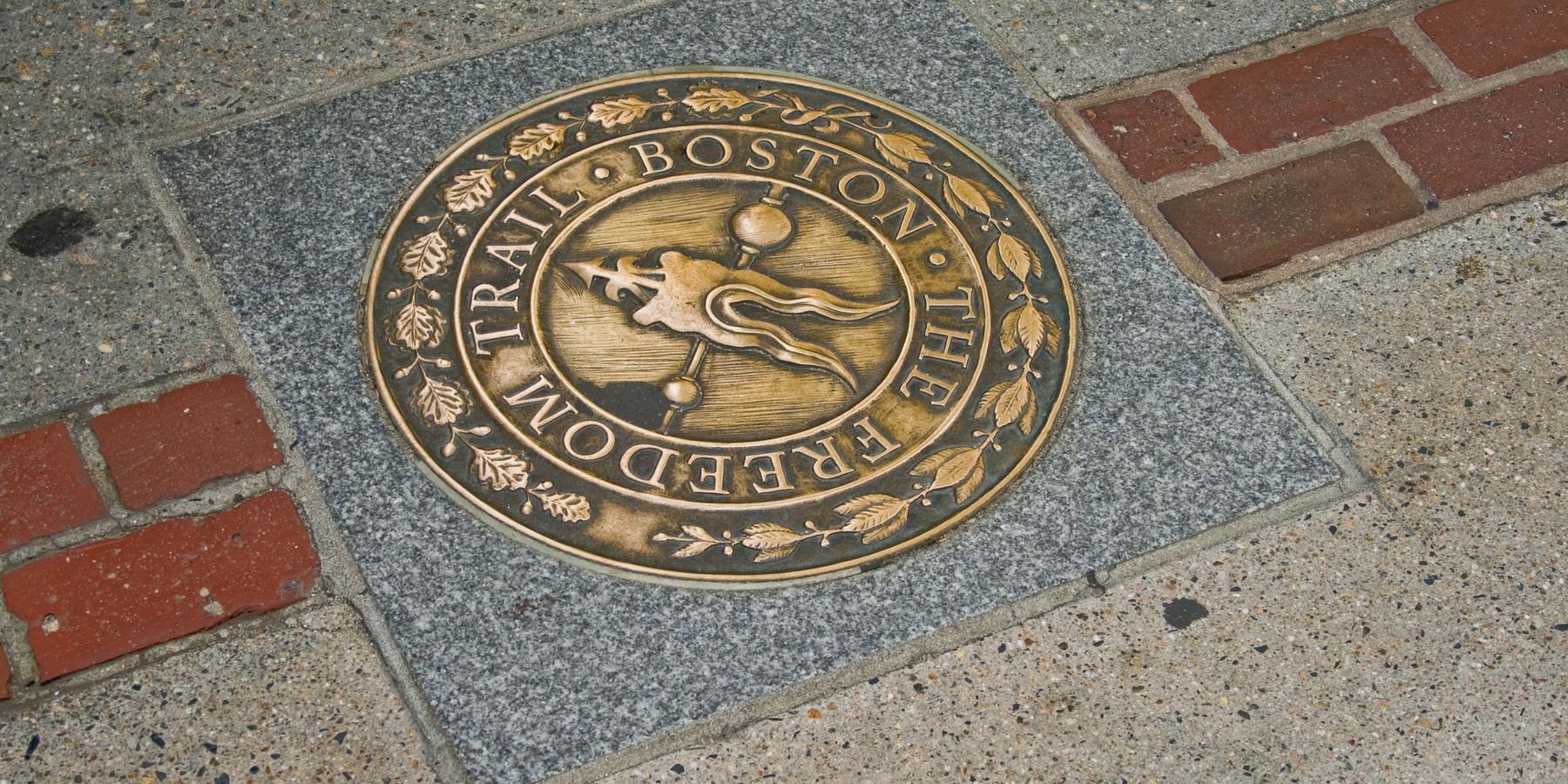 The Freedom Trail - Boston - Massachusetts - Doets Reizen