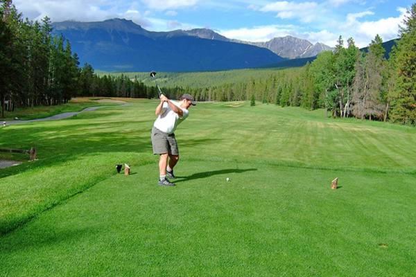 Jasper - Golf - Golfen West Canada - Doets Reizen