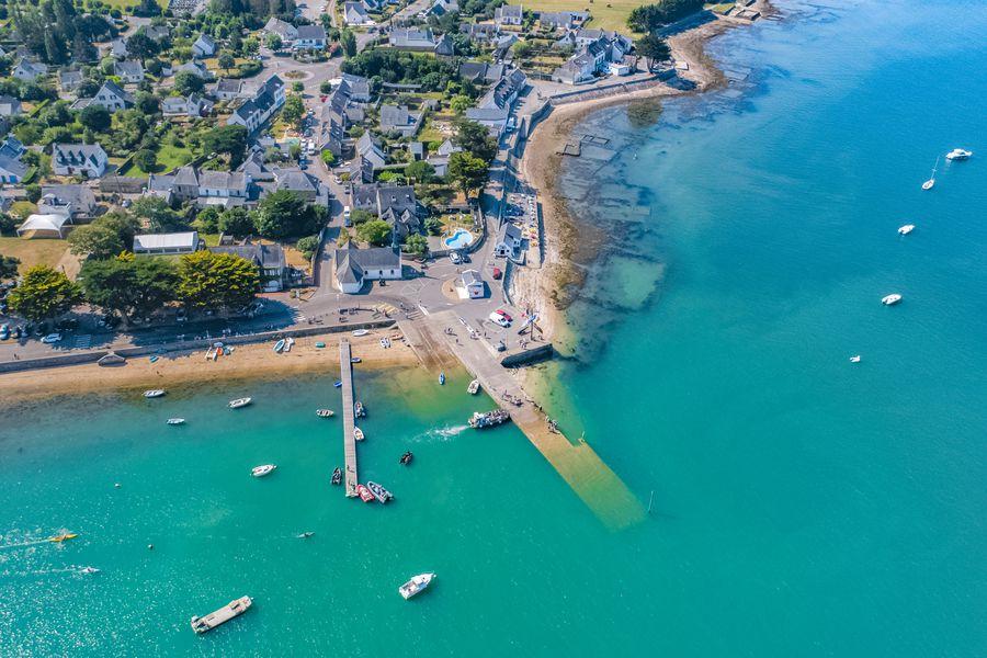 Baai Golf van Morbihan | Brittany Tourism | Frankrijk | Doets Reizen