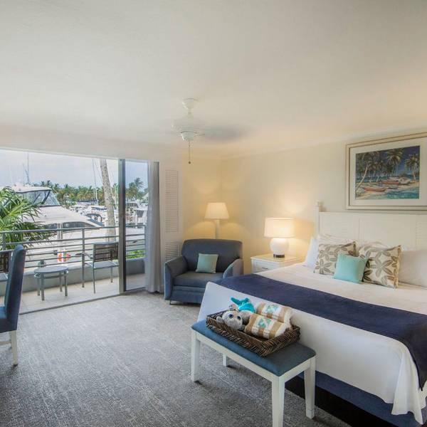 South Seas Island Resort - Room