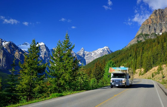 Highlights west canada vanuit Vancouver naar Calgary