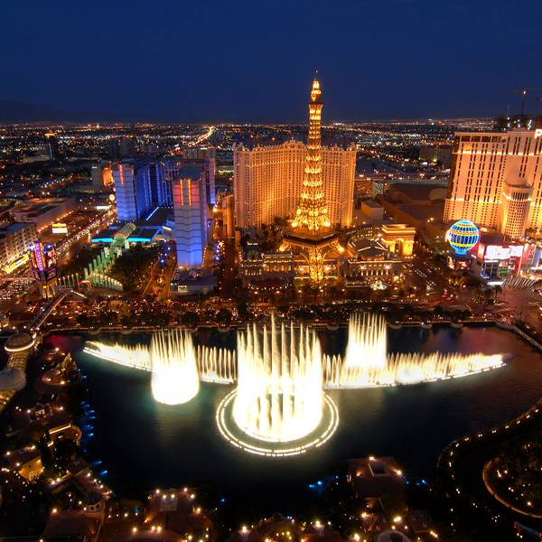 Bellagio Hotel - Las Vegas - Nevada - Doets Reizen
