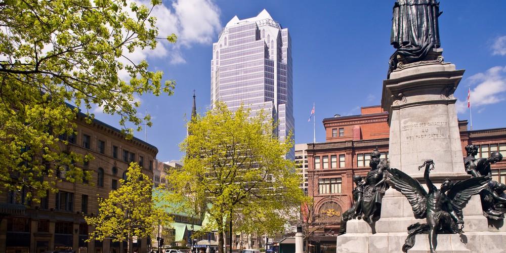 Old Montreal - Quebec - Canada - Doets Reizen