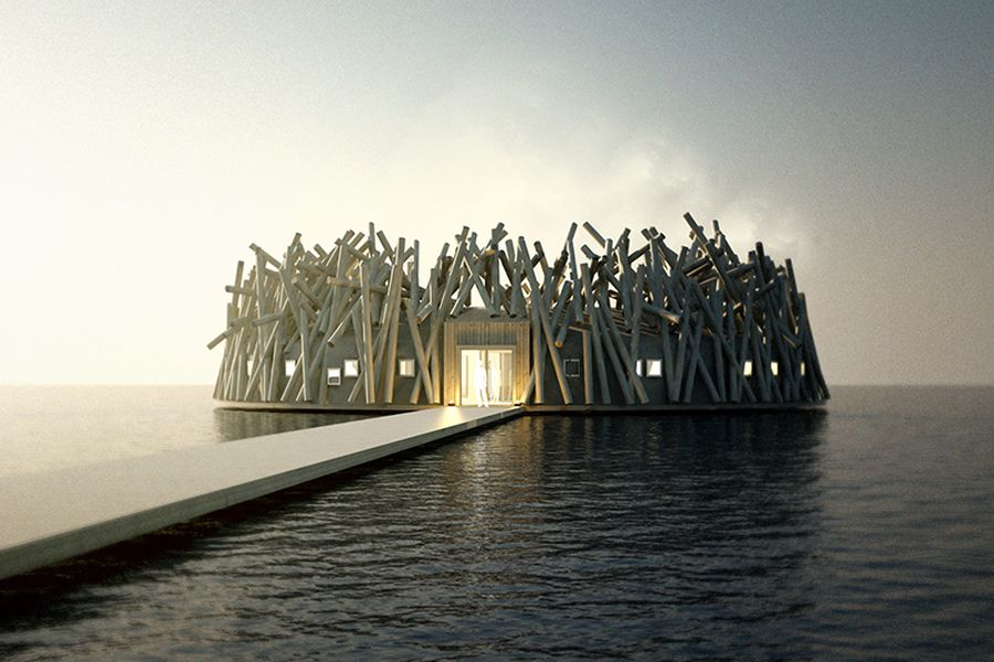 Arctic Bath - Doets Reizen - Vakantie Zweden - Credits Arcticbath.se